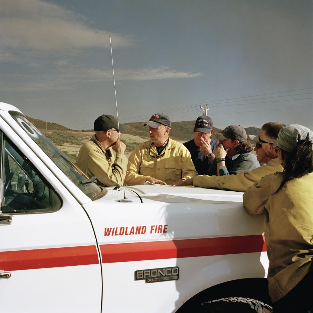 Crisis Unit - Colorado 2012 ©Ronan Guillou