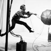 Richard Avedon, New York, novembre 1966. Photographie J H Lartigue © Ministère de la Culture - France / AAJHL