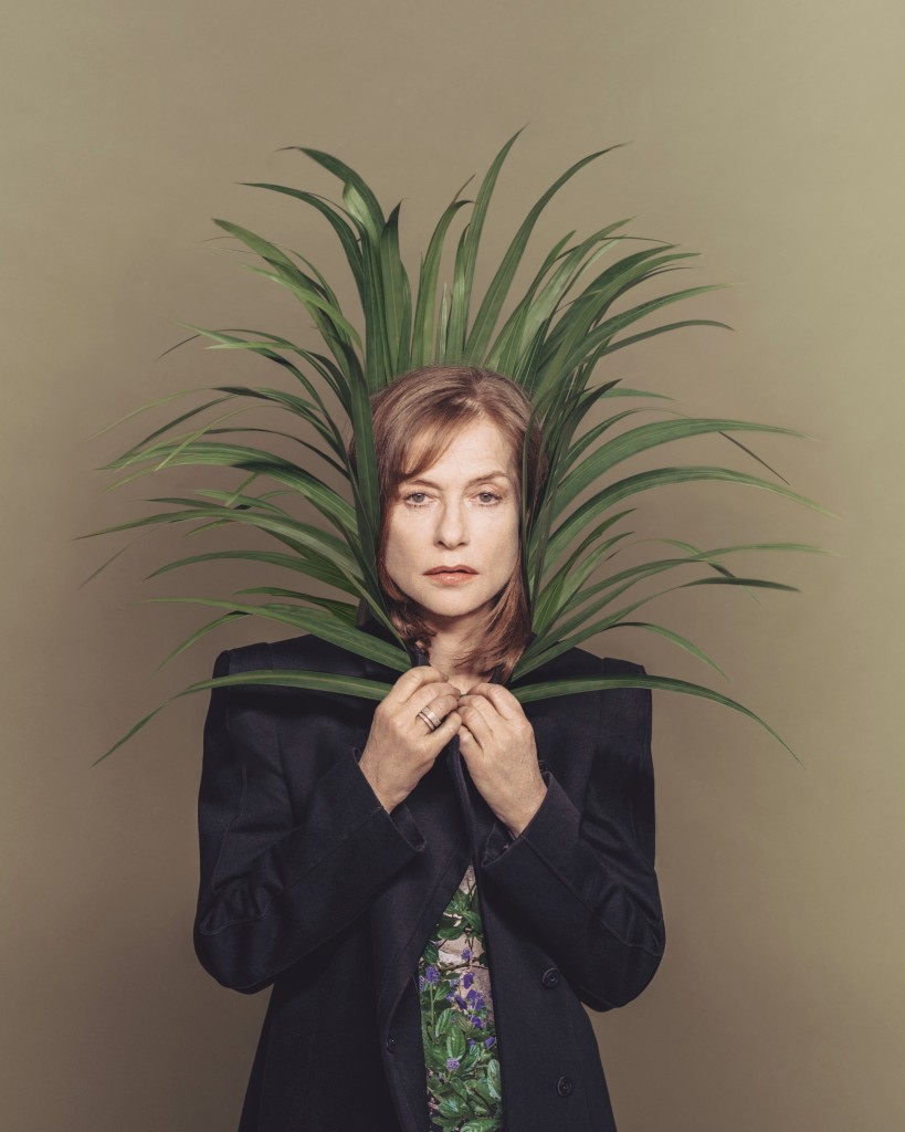 Isabelle Huppert ©Yann Rabanier