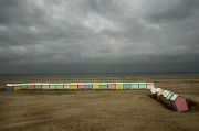 FRANCE. Nord-Pas-de-Calais. Berck. 2007. © Harry Gruyaert / Magnum Photos