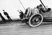 Une Delage au Grand Prix de l'Automobile Club de France, circuit de Dieppe,Photographie Jacques Henri Lartigue © Ministère de la Culture – France / AAJHL